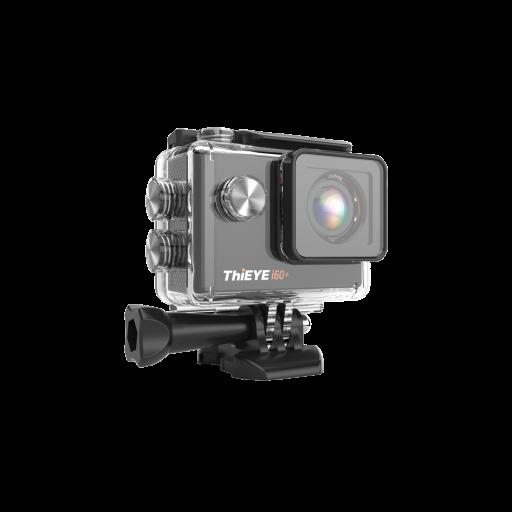 THIEYE I-60+ 4K Ultra HD Wifi Action Camera zwart