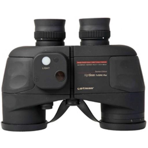 Optisan Highseas RC PLUS 7x50 + Kompas + Verlichting