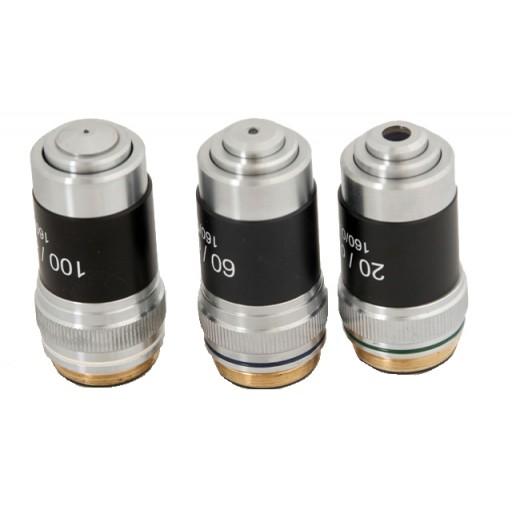 Byomic Objectief Achromatisch 100X Oil