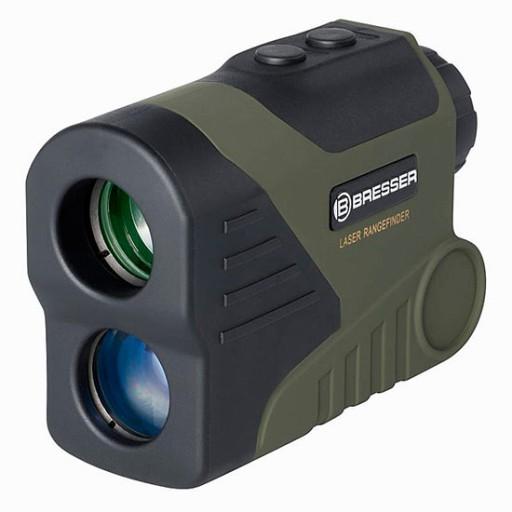 Bresser WP/OLED 6x24 - 800m Laser Rangefinder en Snelheidsmeter