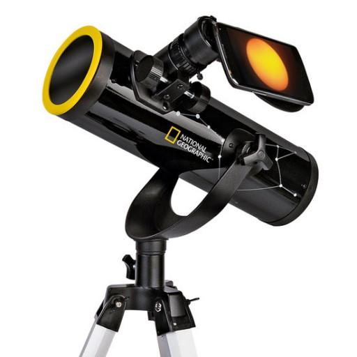 National Geograhpic 76/350 Telescoop met Zonnefilter
