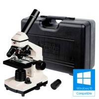Bresser Biolux NV 20x-1280x Microscoop met HD USB camera Tweedekans