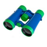 Bresser Junior verrekijker 4x30 Groen/Blauw