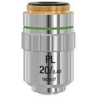 Bresser Microscoop Plano Objectief 20x/0,40