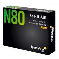 "Levenhuk N80 NG ""See it all"" Slides Set"