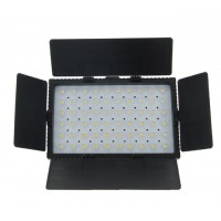 Falcon Eyes Bi-Color LED Lamp Set Dimbaar DV-405VC-K2 incl. Accu
