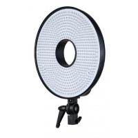 Falcon Eyes Bi-Color LED Ringlamp Dimbaar DVR-630DVC op 230V