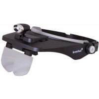 Levenhuk Zeno Vizor H3 Head Magnifier