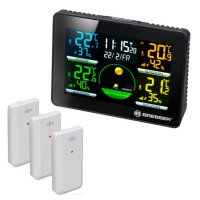 Bresser Thermo- Hygrometer Quadro NLX