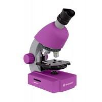 Bresser Junior Microscoop 40x-640x (paars)