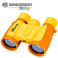 Bresser Junior Verrekijker 3x30 - Geel