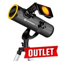 OUTLET - Bresser Solarix 76/350 Telescoop met Zonnefilter