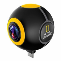 National Geographic 720° Action Cam 1024P Android