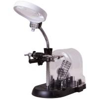 Levenhuk Zeno Multi ML17 Black Magnifier