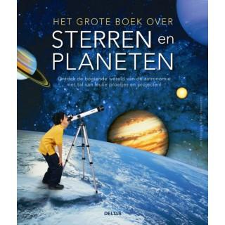 Het grote boek over sterren en planeten